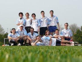 Trophée de Pinots 2009 - L'équipe!